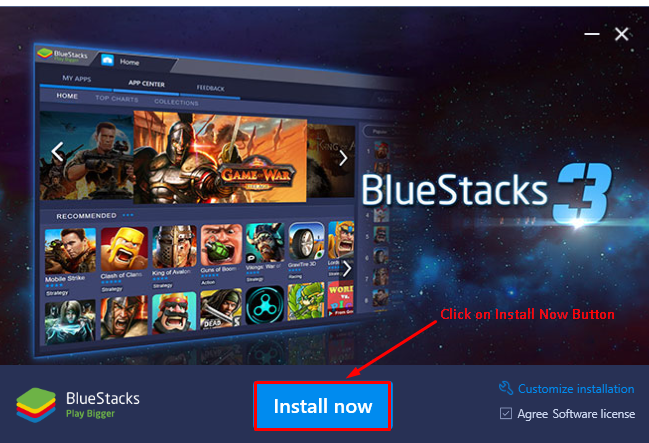 Download BlueStacks 3 for Windows 10 / 7 / 8.1 - PC & Laptop [Full Offline Setup 32-bit & 64-bit]